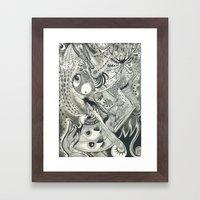 The Art Of War Framed Art Print