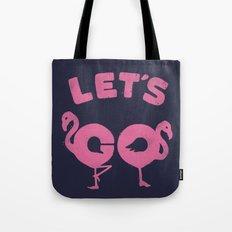 FLAMIN-GO Tote Bag