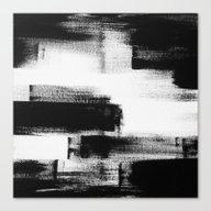 No. 85 Modern Abstract B… Canvas Print