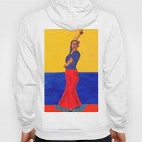 The Flamenco Dancer - ANALOG zine Hoody
