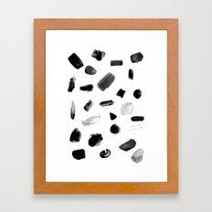 Space C Framed Art Print