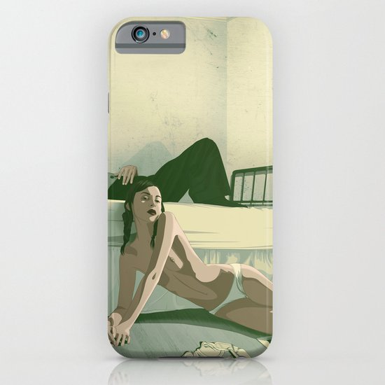STORY OF THE EYE iPhone & iPod Case
