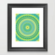 Mandala 423 Framed Art Print