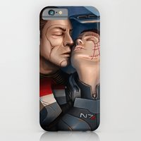 Mass Effect - A moment alone. iPhone 6 Slim Case