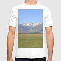 Sawtooth  Mens Fitted Tee White SMALL
