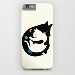 iPhone & iPod Case - More Hugs Less Fights - Andy Westface