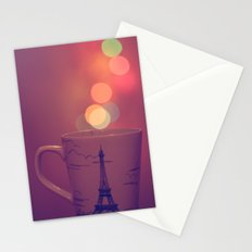 Cup Full of Bokeh Stationery Cards
