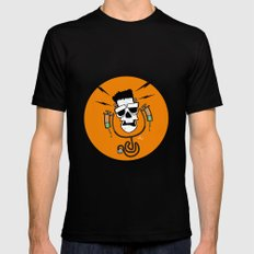 Need a doctor SMALL Mens Fitted Tee Black