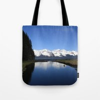 Tonsina Creek Tote Bag