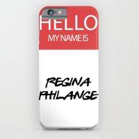 HELLO MY NAME IS... REGI… iPhone 6 Slim Case