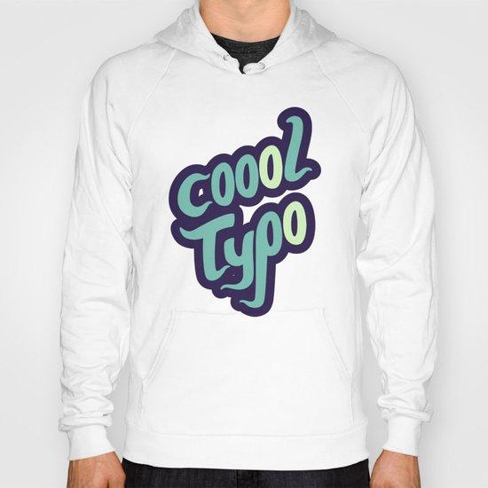 Coool Typo Hoody
