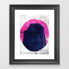 color studies 1 Framed Art Print
