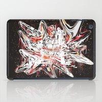 Mind bending Splat iPad Case