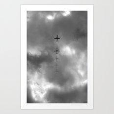 Ascension Art Print