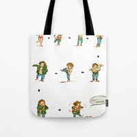 Survive Winter Tote Bag