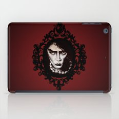 Sweet Transvestite with Frame :: Rocky HorrorPicture Show Fan Art iPad Case
