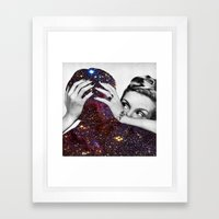 Dependable Relationship Framed Art Print