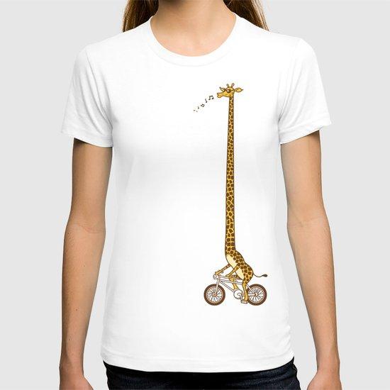 Long Bike Ride T-shirt