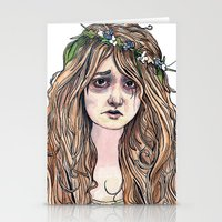 Ophelia Stationery Cards
