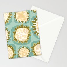 Cote d'Azur Blooms Stationery Cards
