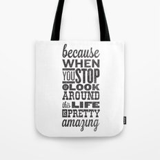 This Amazing Life Tote Bag