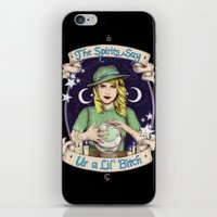 Mystic Miss Maggie Esmer… iPhone & iPod Skin