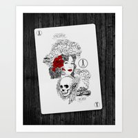 Peace & War Art Print