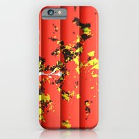 iPhone & iPod Case featuring Red Power by Chris' Landscape Images of Australia