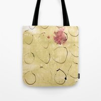 Lines And Texture 3 Tote Bag