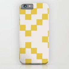 Tiles - in Dandelion Slim Case iPhone 6s
