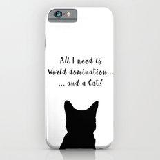 World Domination iPhone 6 Slim Case