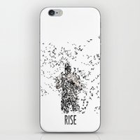 Bane iPhone & iPod Skin
