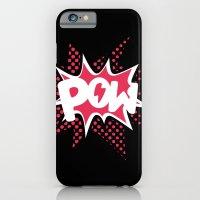 POW! iPhone 6 Slim Case