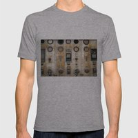 Captain Nemo Mens Fitted Tee Athletic Grey SMALL