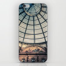 Faded Memories: Galleria Vittorio Emmanuel II, Milan iPhone & iPod Skin