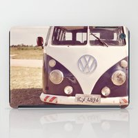Campervan iPad Case