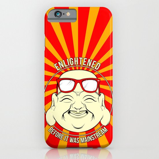 Hipster Budai iPhone & iPod Case