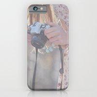 Girl iPhone 6 Slim Case