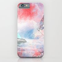 faerie pastel cloud scene iPhone 6 Slim Case
