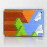 Mario World 1-3 Laptop & iPad Skin