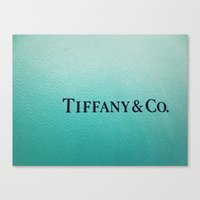 Tiffany Canvas Print