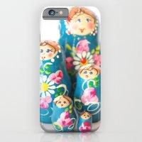 iPhone & iPod Case featuring Matrioska by Golden Heart
