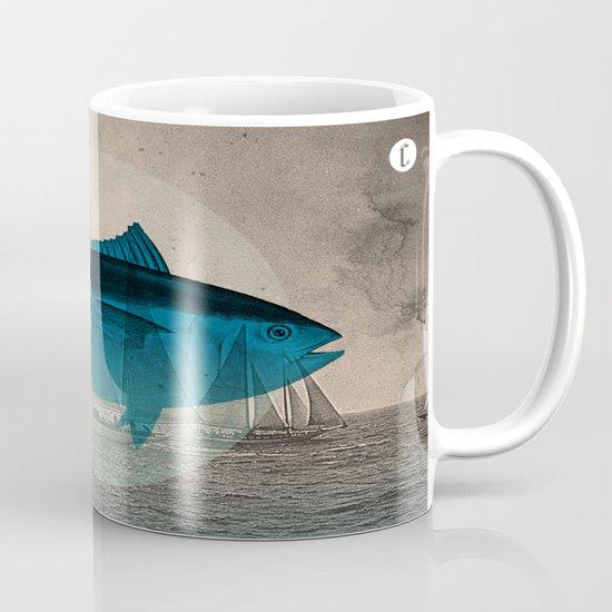Northern Bluefin Mug
