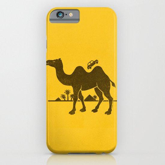 Bumps Ahead! iPhone & iPod Case