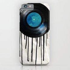 vinyl drip Slim Case iPhone 6s