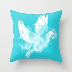 Bring Me Peace Throw Pillow