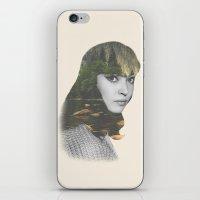 Anna Karina Nature Portr… iPhone & iPod Skin