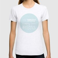 Have Yourself a Merry Little Christmas  Womens Fitted Tee Ash Grey SMALL