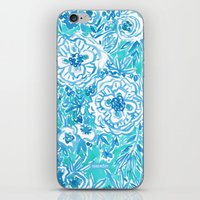 WATER DANCE iPhone & iPod Skin