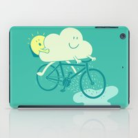 Weather Cycles iPad Case